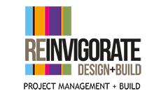 Reinvigorate Design & Build logo - Project Management & Build