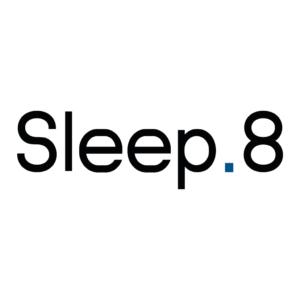 Sleep.8 logo